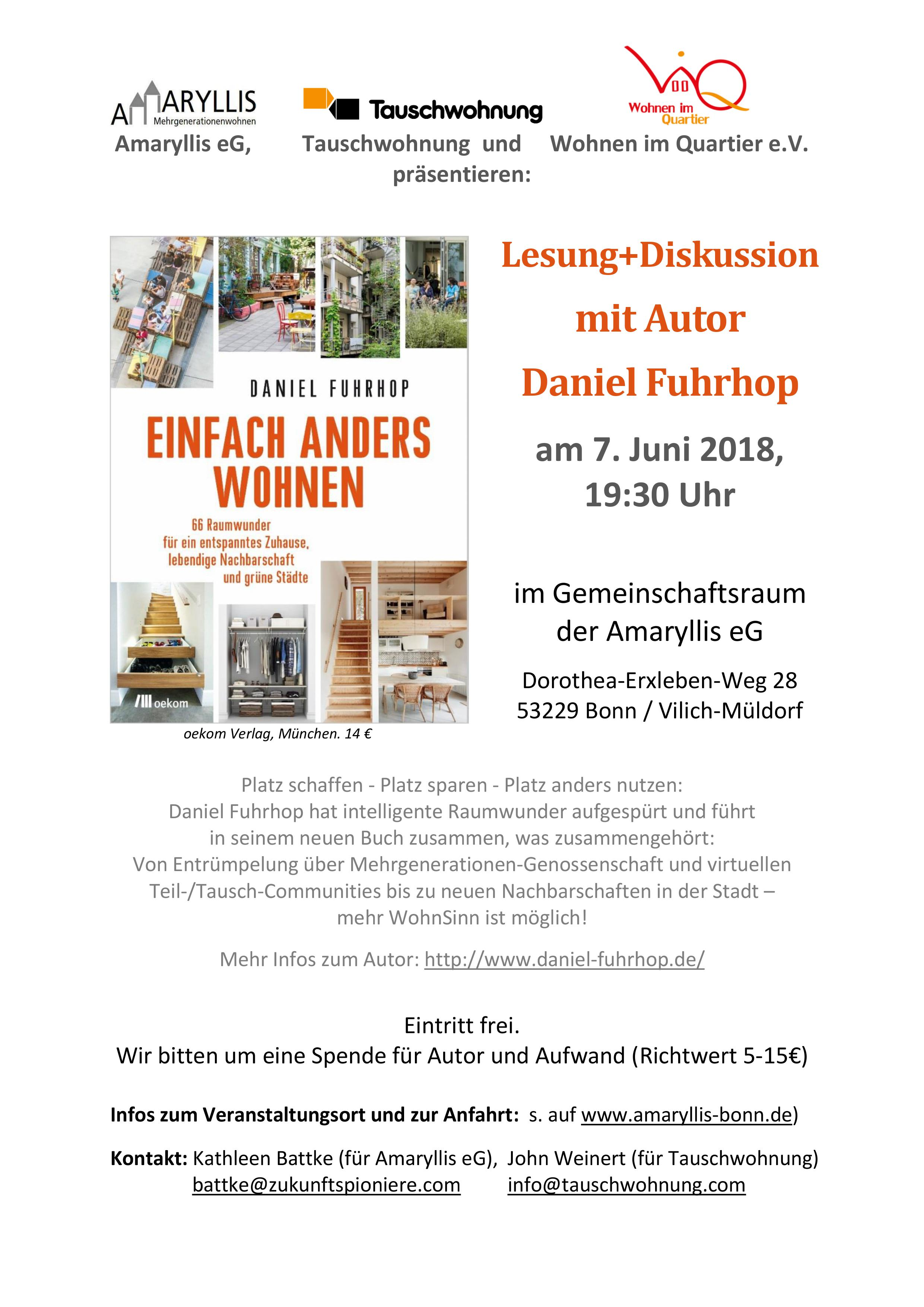 Lesung EinfachAndersWohnen Bonn 2018-06-07 Einladung.output